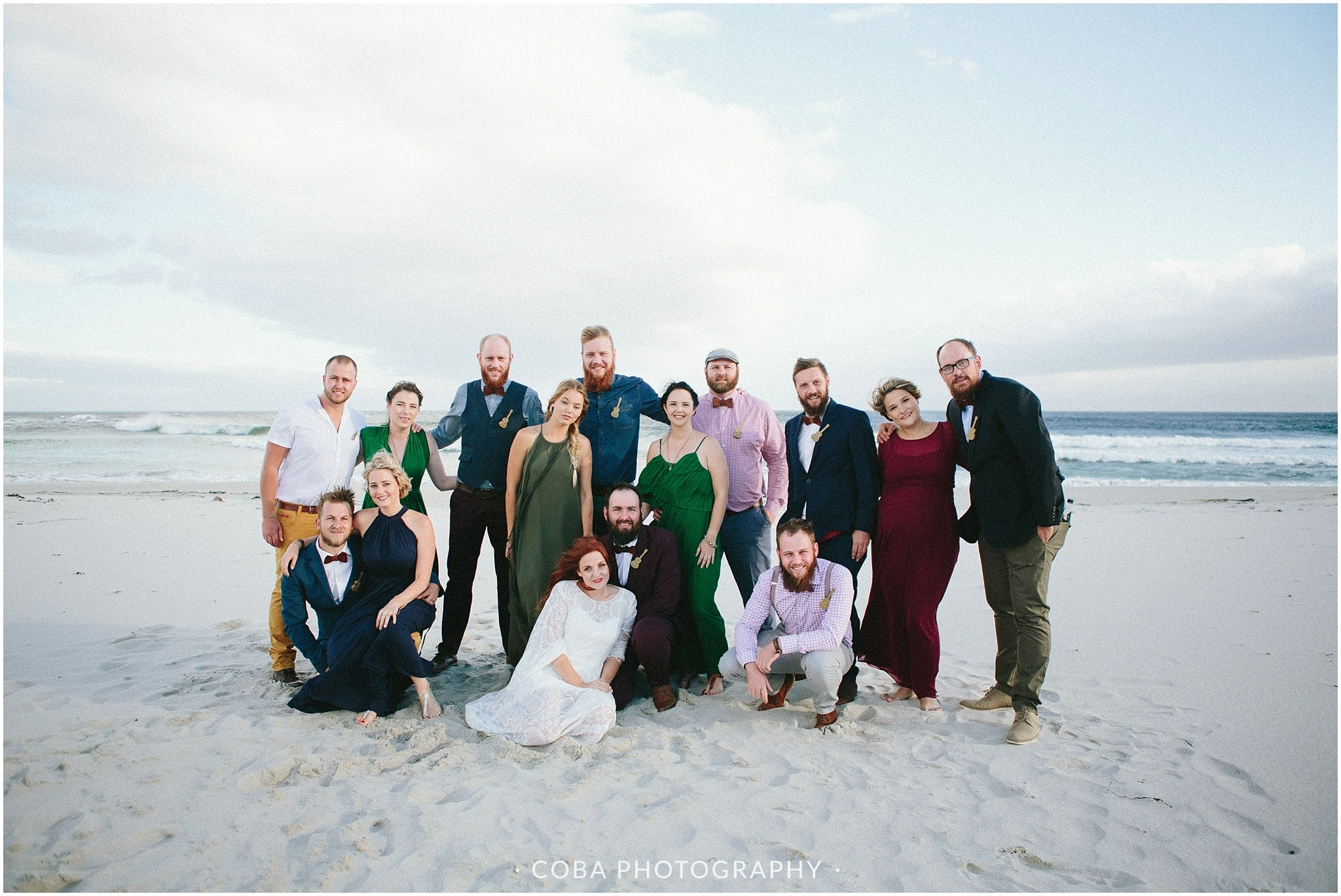 Conrad & Mareli - Bohemian beach wedding - (6)