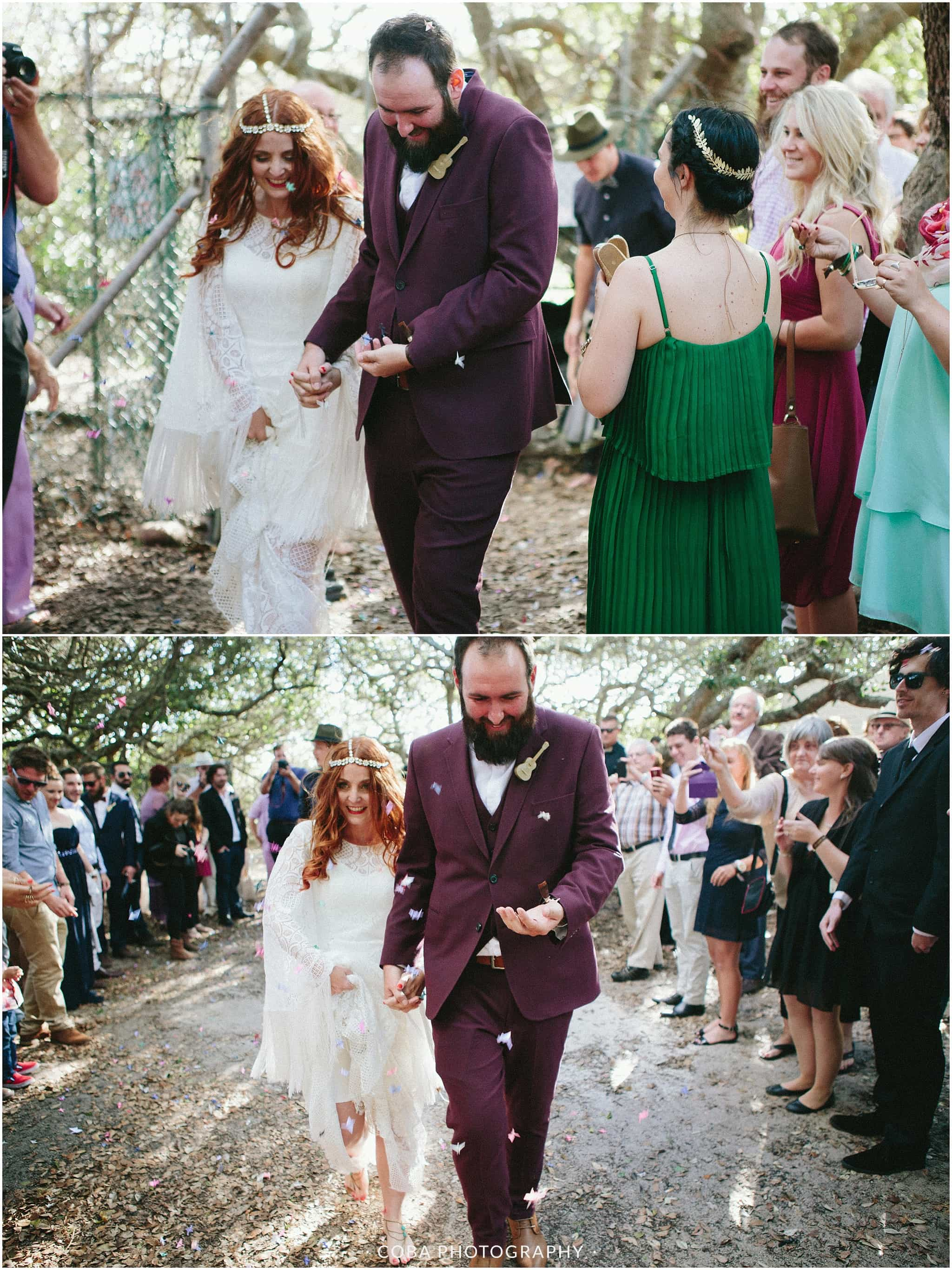 Conrad & Mareli - Boho beach wedding - ceremony (23)