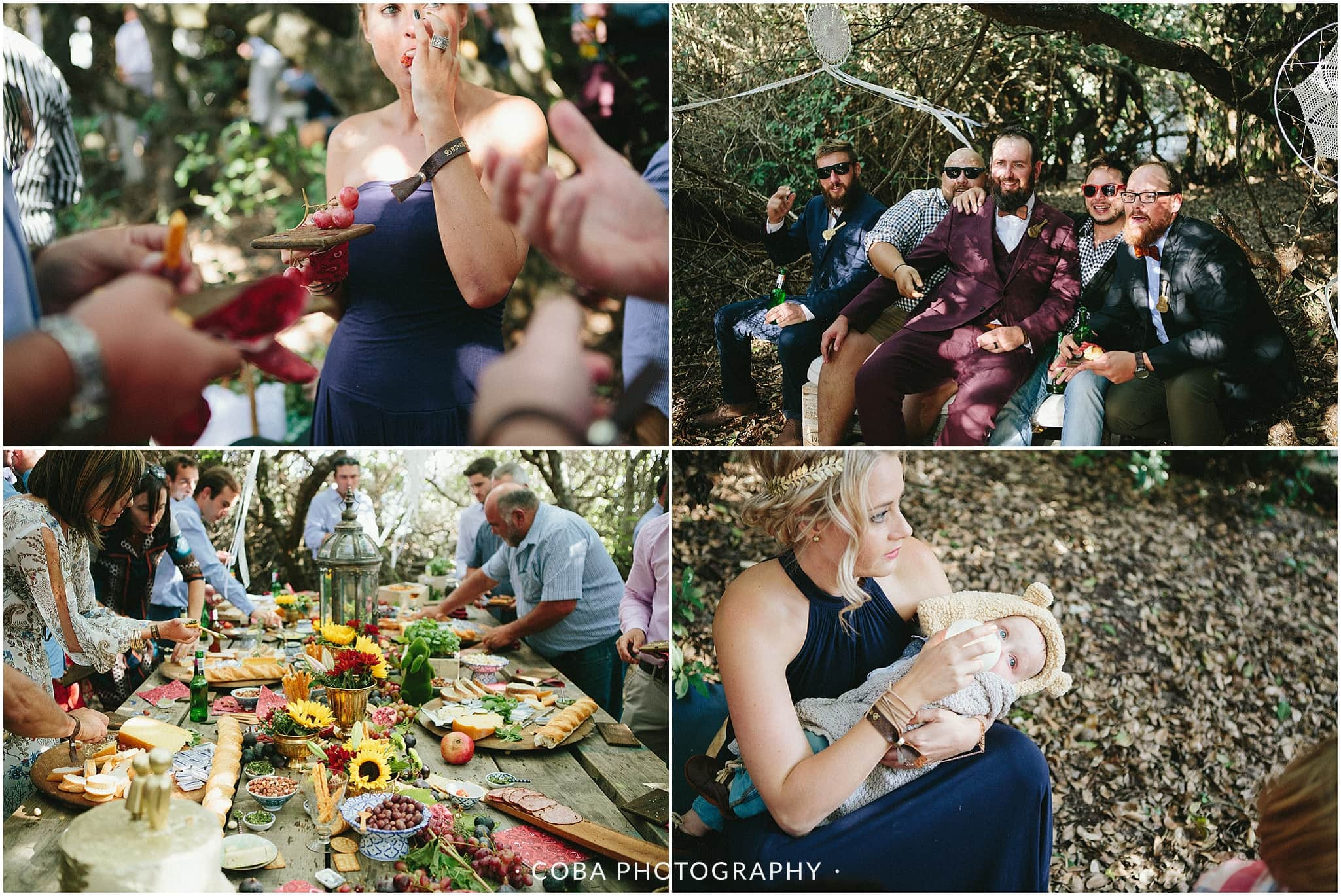 Conrad & Mareli - Boho beach wedding - ceremony (28)