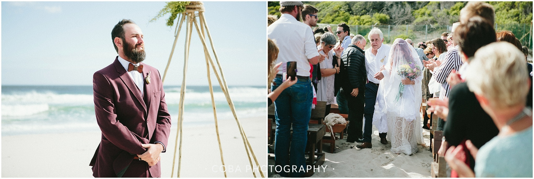Conrad & Mareli - Boho beach wedding - ceremony (3)