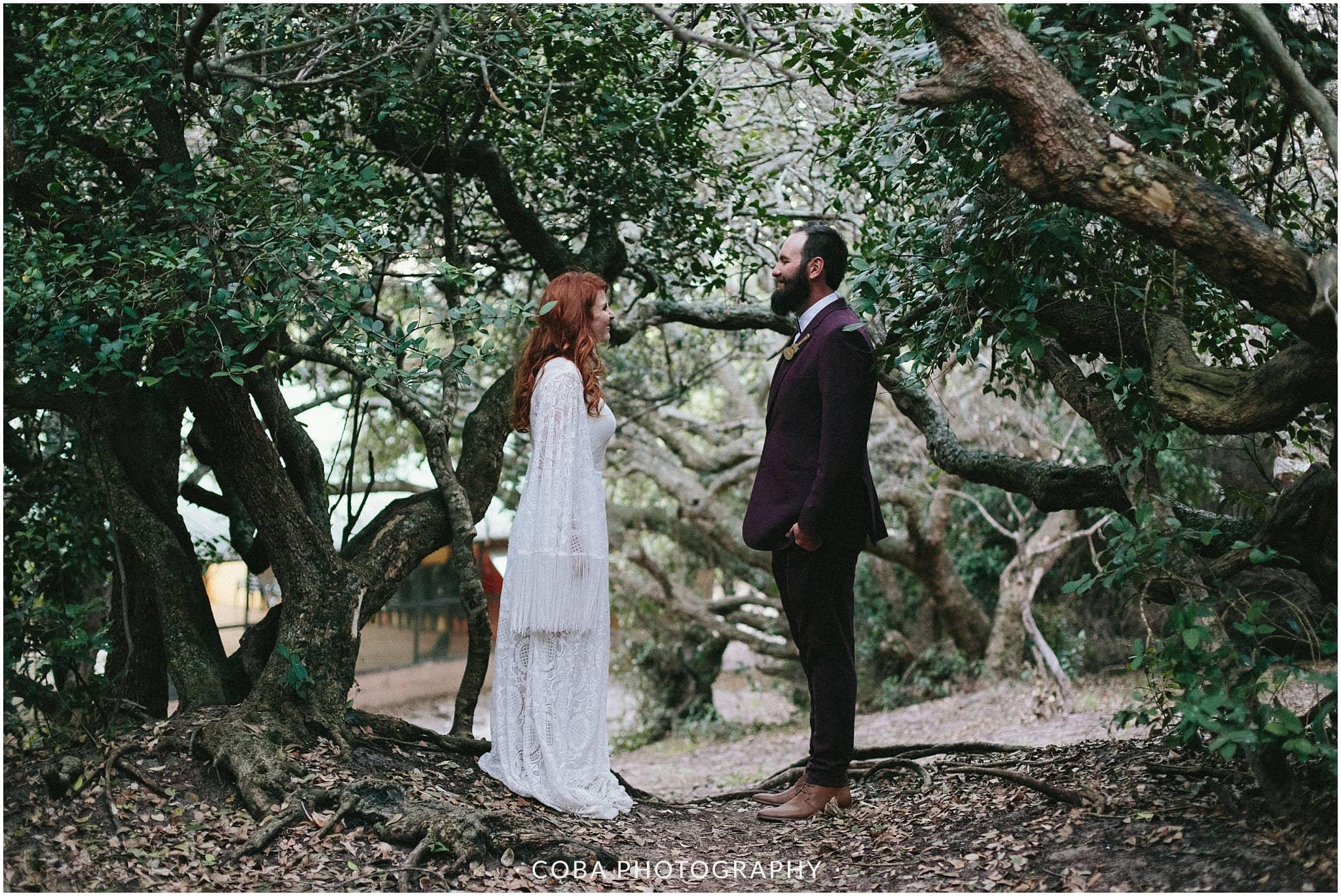Conrad & Mareli - boho wedding - onrus (26)