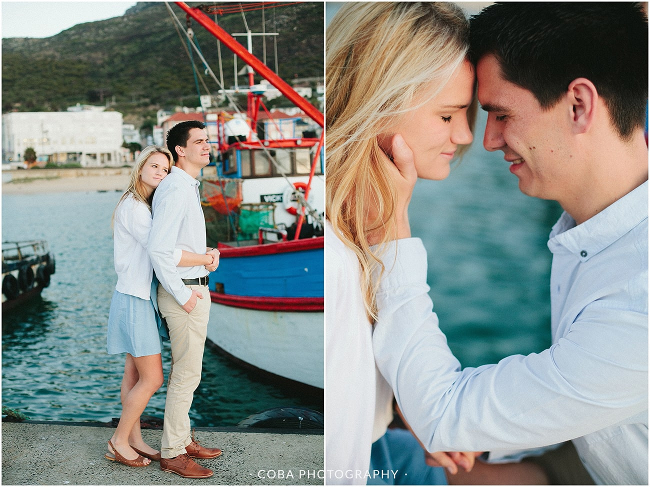Juan & Margi - Engaged _ Kalkbay (12)