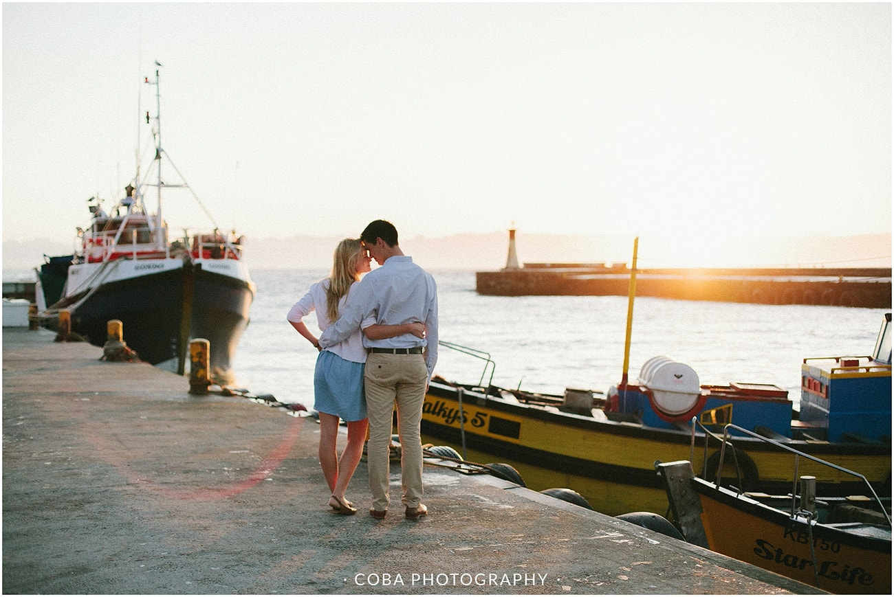 Juan & Margi - Engaged _ Kalkbay (16)