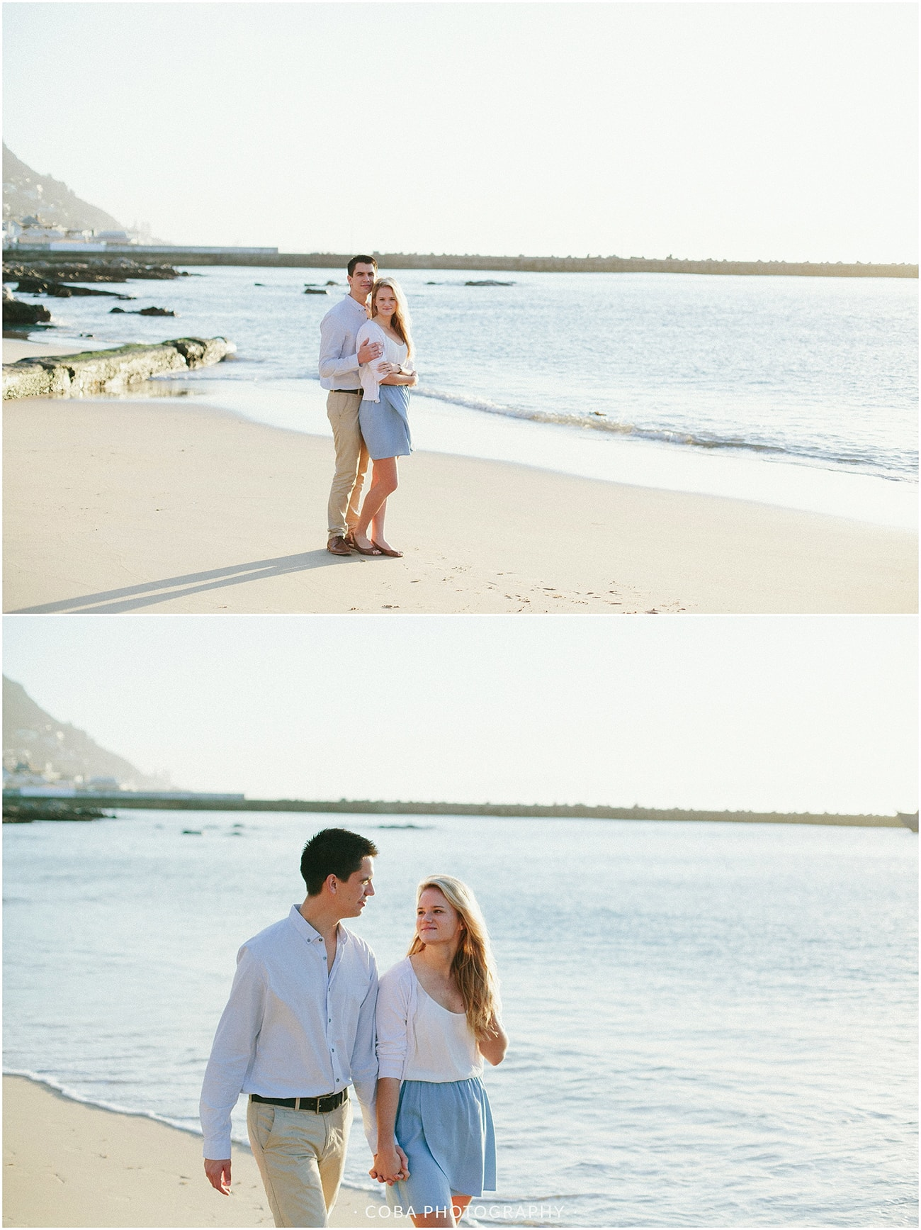 Juan & Margi - Engaged _ Kalkbay (25)