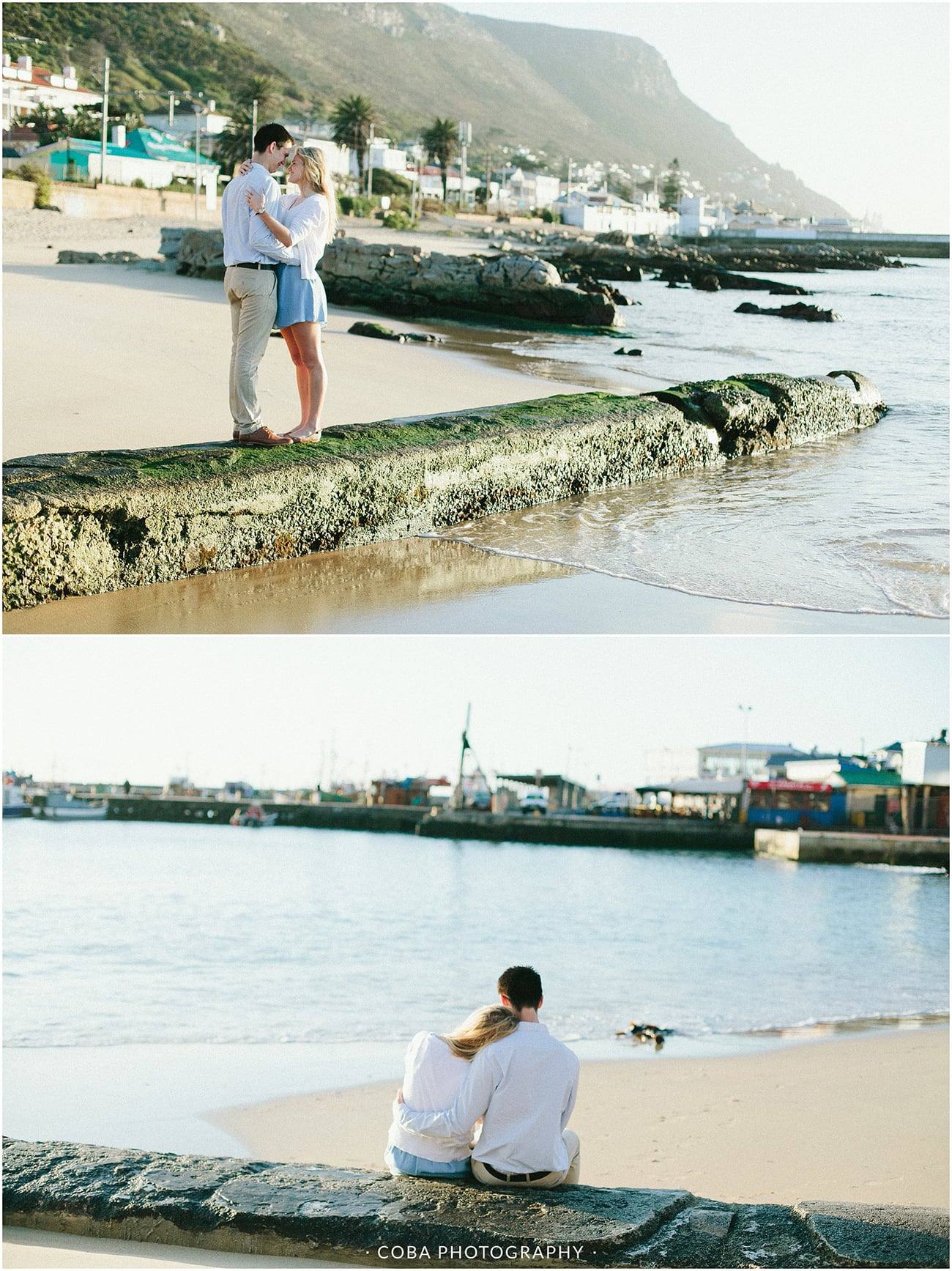 Juan & Margi - Engaged _ Kalkbay (27)