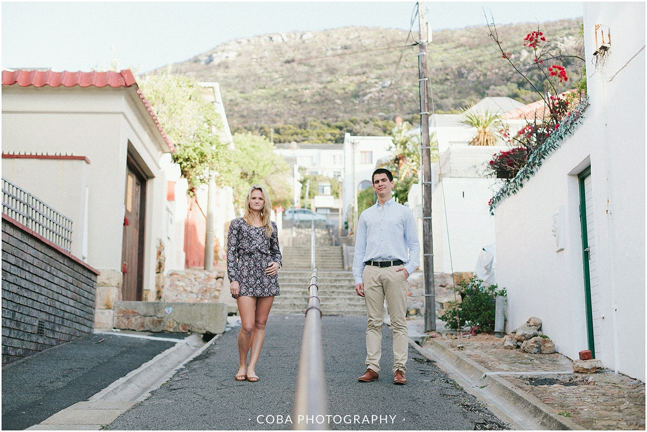 Juan & Margi - Engaged _ Kalkbay (35)