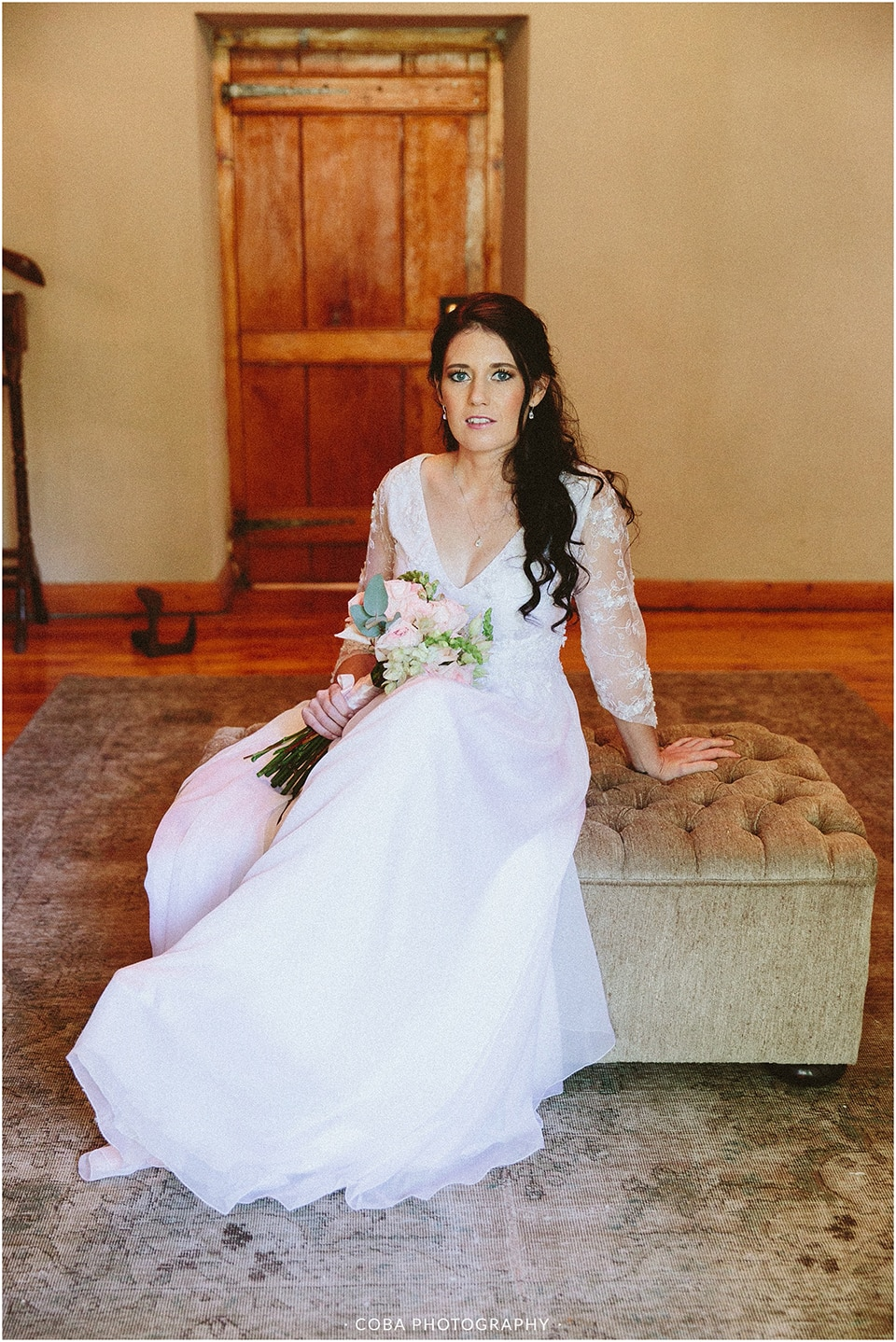 Carlo & Nicolette - Langkloof Roses - Coba Photography (83)