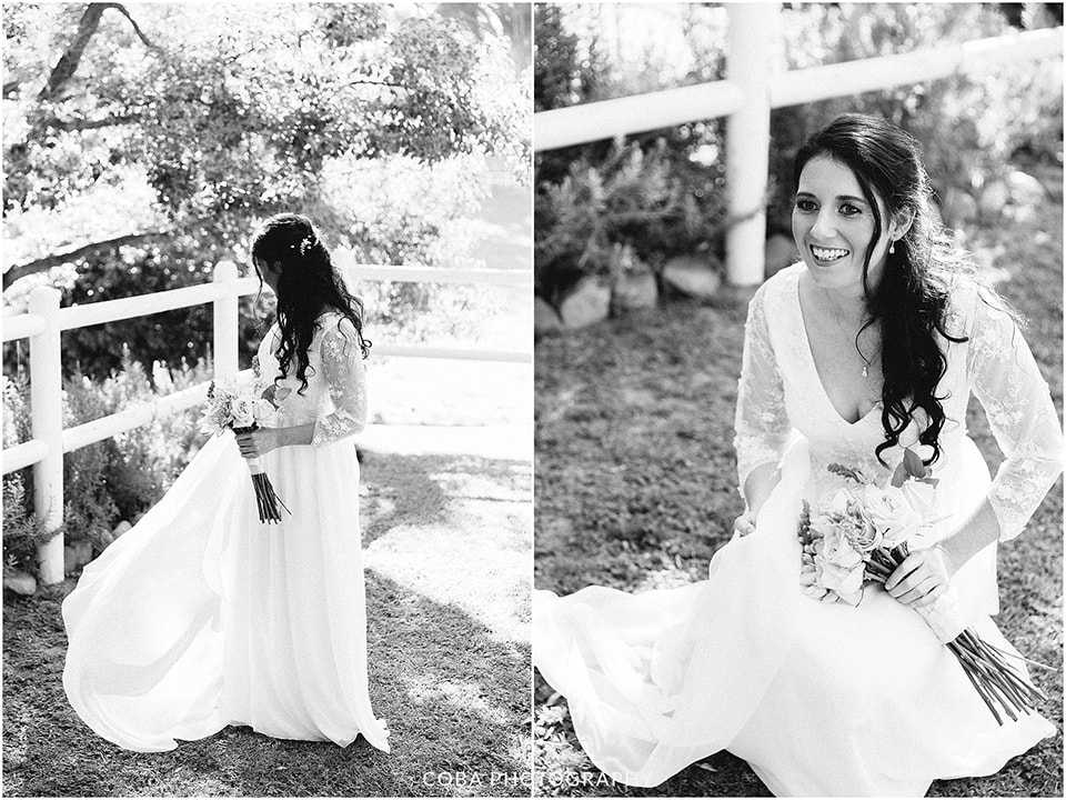 Carlo & Nicolette - Langkloof Roses - Coba Photography (91)