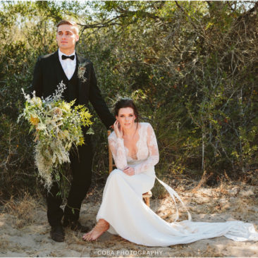 Bohemian-Safari Styled Shoot