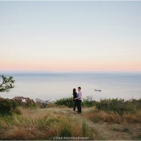 Jeffrey & Fenny on honeymoon